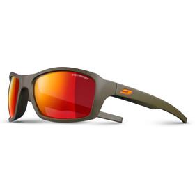 Julbo Extend 2.0 Spectron 3CF Sunglasses 8-12Y Kids, matt army-multilayer red